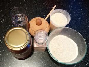 хлеб-бородинский-состав-тесто