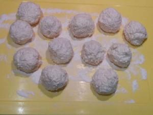 шоколадный-пирог-творожные-шарики-3