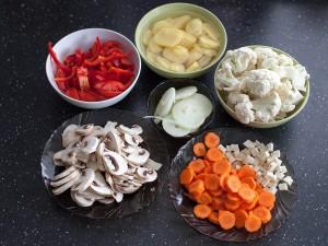 овещи-запеченные-подготовленные-овощи