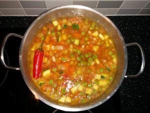 суп-минестроне
