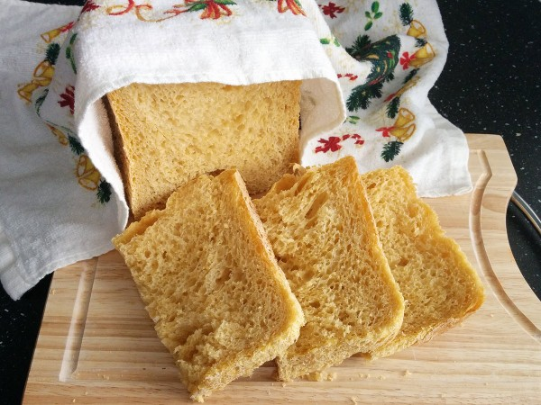 хлеб-тыквенный