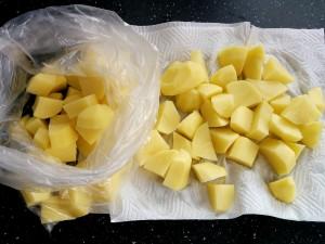картофель-гриль-подготовка